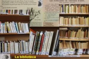 bibliothèque livres en occitan