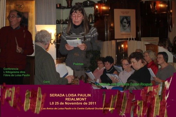 amis de Louisa Paulin
