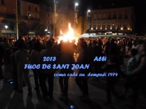 Sant Joan de 2013