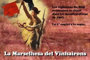 La Marselhesa dels vinhairons 1907