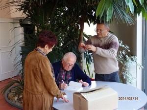 presentacion signatura