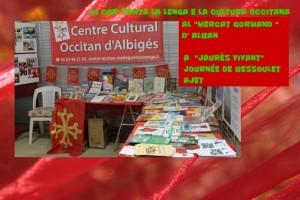 Lo COR pòrta la cultura e la lenga  occitanas