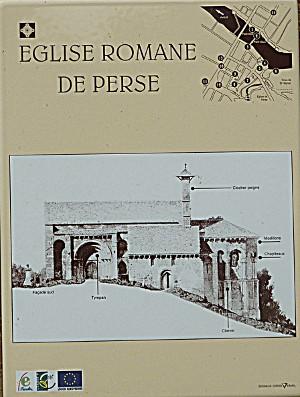 Persa: La capèla romana