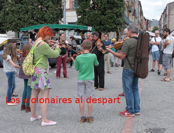 violonaires