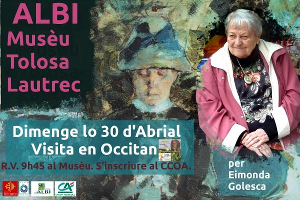 Visita Tolosa Lautrec en Oc