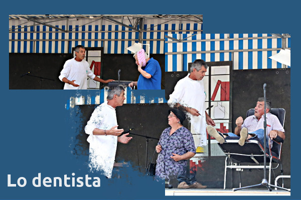 St Juéry 2018 Ora Occitana Lo Dentista