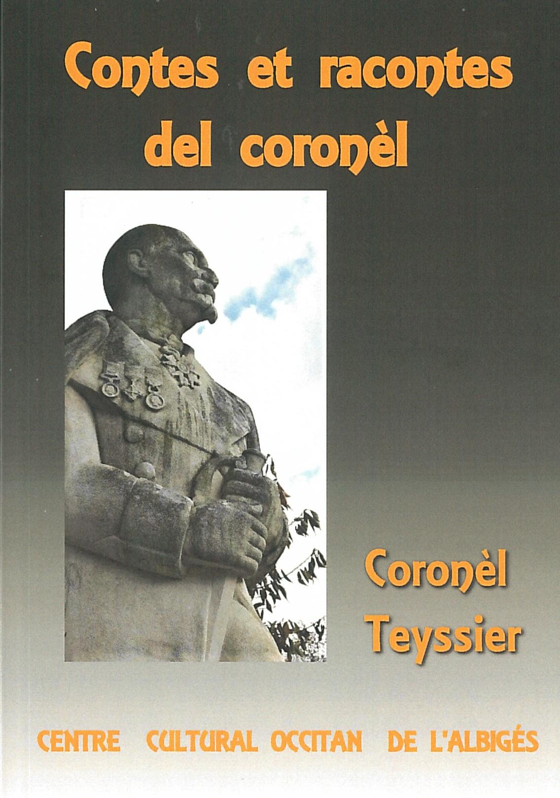 Contes e racontes del coronèl – Coronèl Teyssier