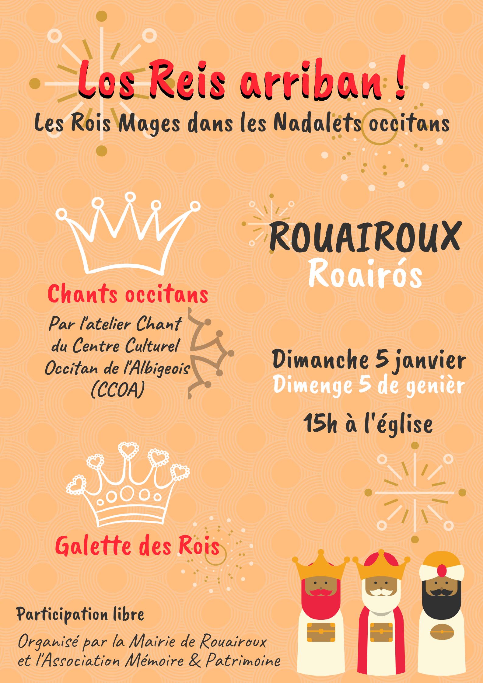 Nadalets à Rouairoux