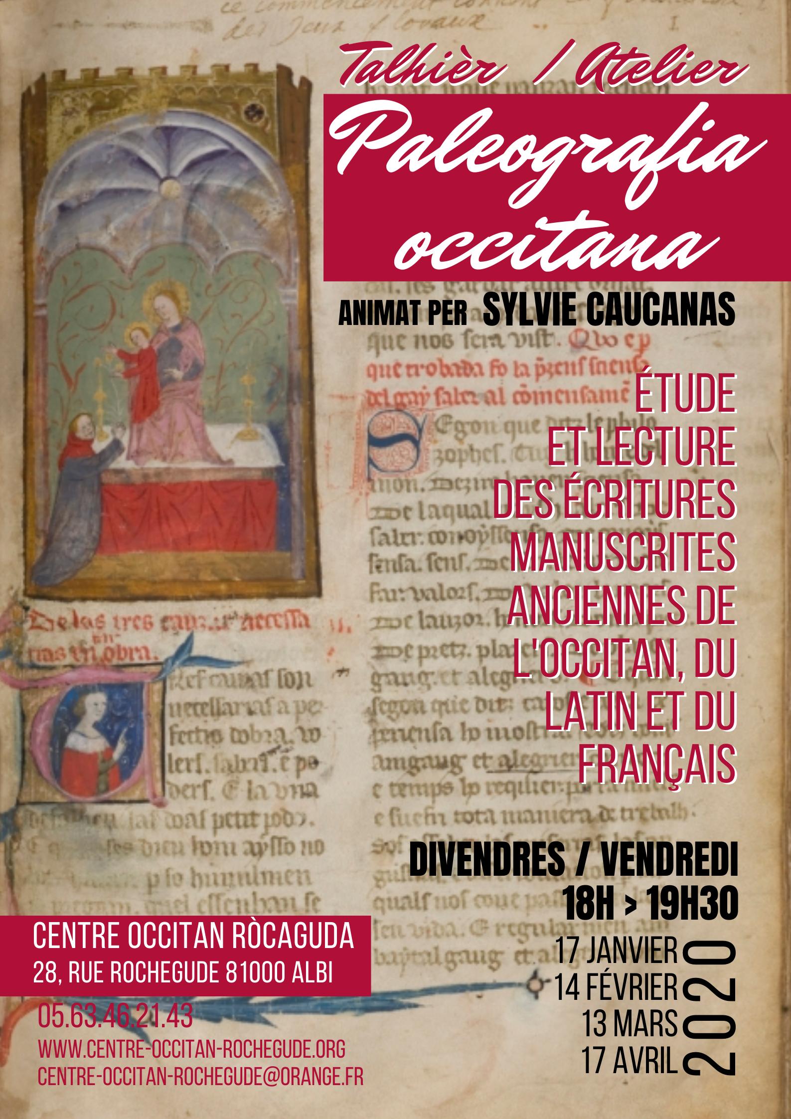 Paleografia occitana