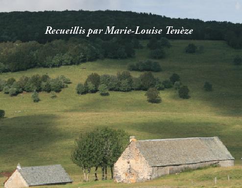 Contes d'Aubrac – Josiane Bru & Marie-Louise Tenèze