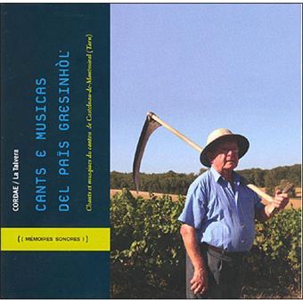 Cants e musicas del païs gresinhòl – CORDAE / La Talvera