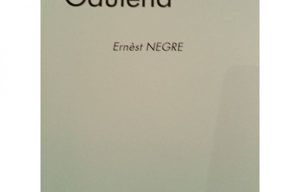 Contes de Gaulena – Ernèst Negre