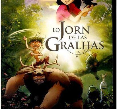 DVD Lo jorn de las gralhas – J.-C. Dessaint