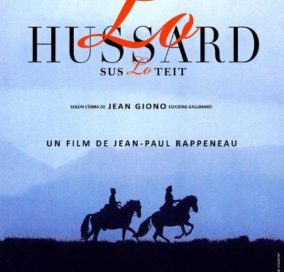 DVD Lo Hussard sus lo teit – J.-P. Rappeneau