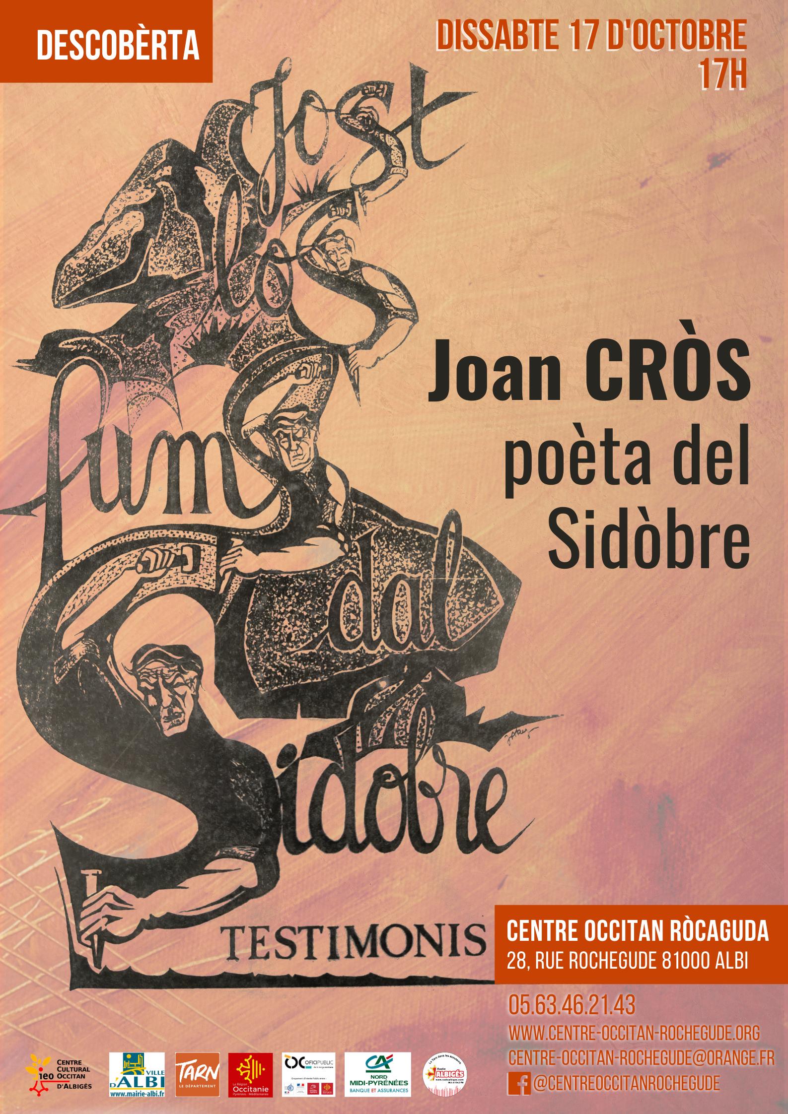 Descobèrta : Joan Cròs