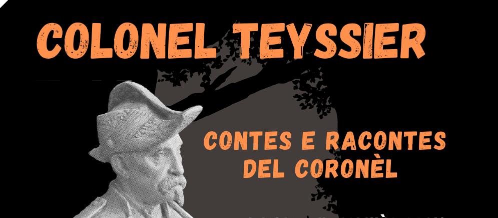 «Contes e racontes del coronèl» en français !