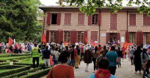 Read more about the article Qualques fòtos de la manifestacion del 29 de mai