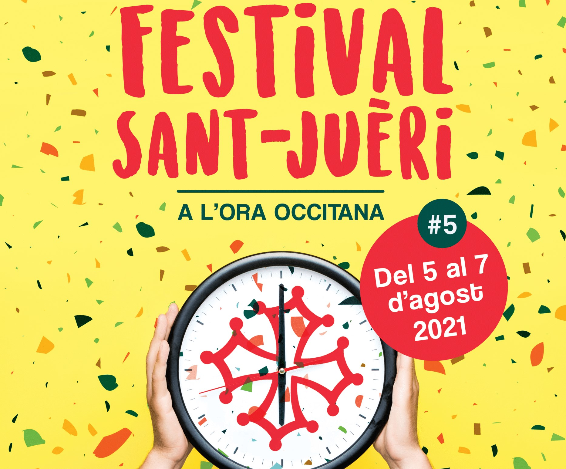 You are currently viewing Sant Juèri a l'ora occitana 2021!