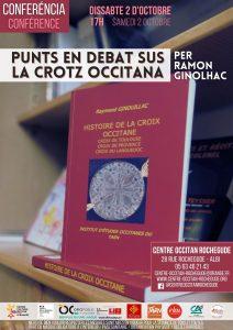 "Read more about the article Conferéncia ""Punts en debat sus la crotz occitana"" per Ramon Ginolhac"